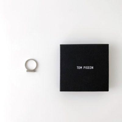 TomPigeonのリング