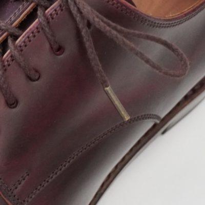 紗乃織靴紐の金属セル