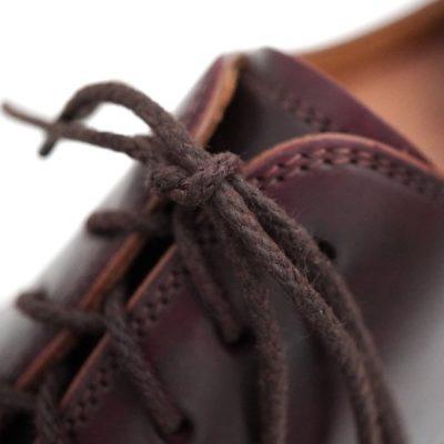 紗乃織靴紐はほどけにくい