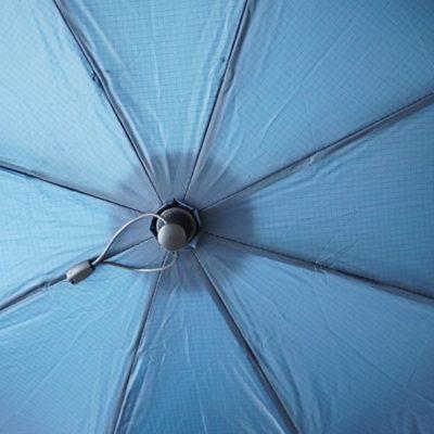 傘の骨が8本の画像