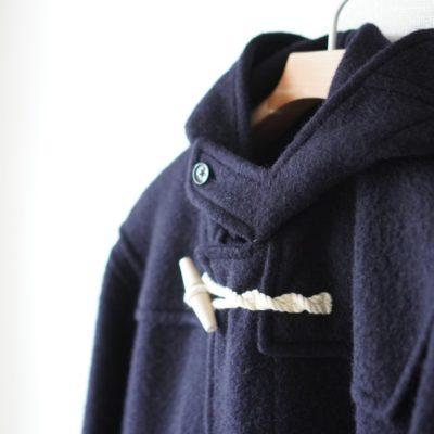 blurhmsのコートを購入