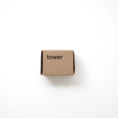 TOWER マグネットソープホルダー