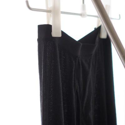 メリノウールタイツを洗濯