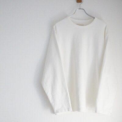 yoko sakamoto l/s t-shirts white