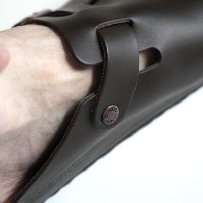 靴擦れしそう