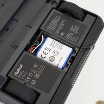 ブラーバ390jのバッテリー