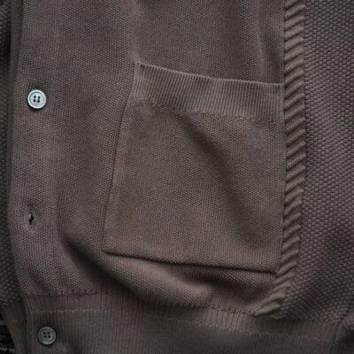 YASHIKIニットのポケット