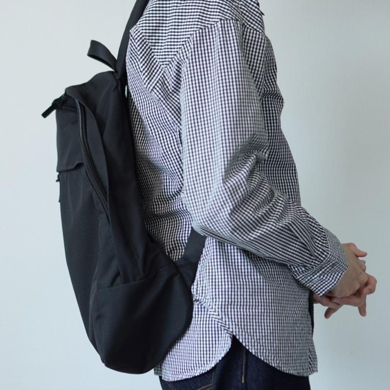 KAILIのバッグを横から見た時