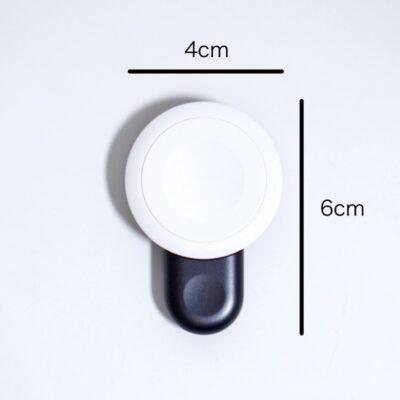 AnkerAppleWatch充電器のサイズ