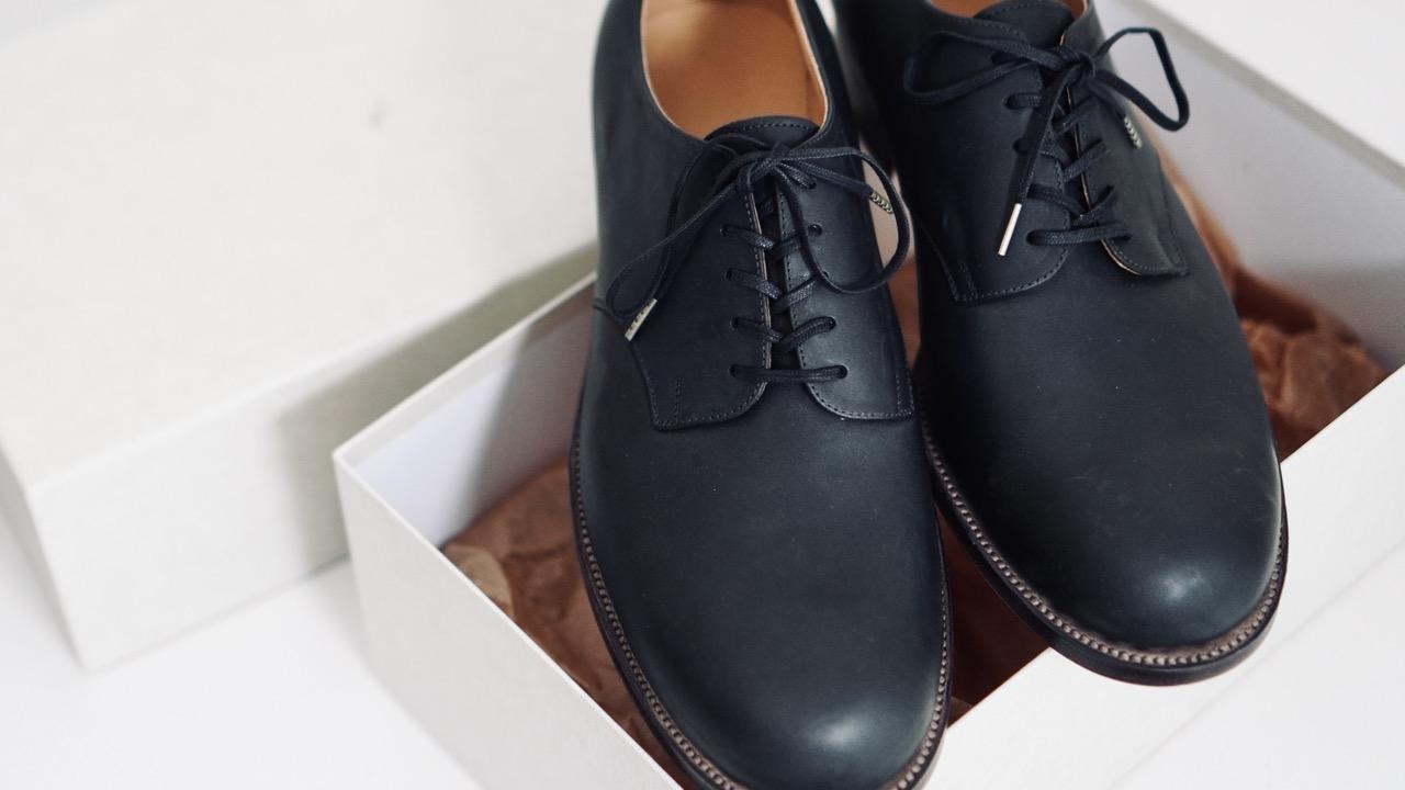 forme革靴のアイキャッチ