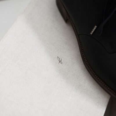 formeの革靴の箱