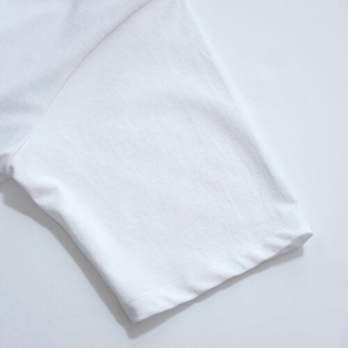 ATONのポロシャツの袖