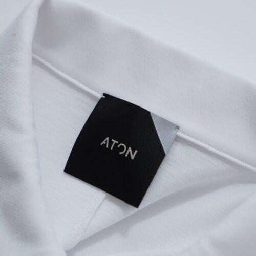 ATONのブランドタグ