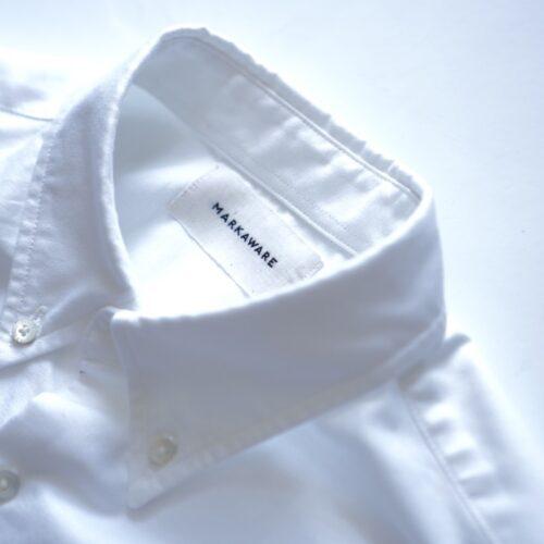 MARKAWAREのコンフォートフィットシャツを購入