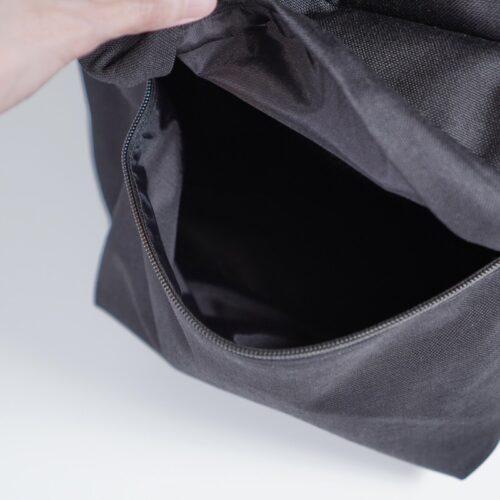 デイパックMOの外ポケット