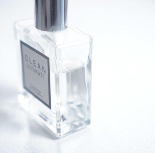 CLEANの香水の残量