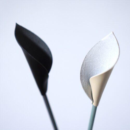 KENTO HASHIGUCHIのLeather Flower Callaの画像