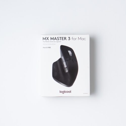 MX Master 3 for Macの箱
