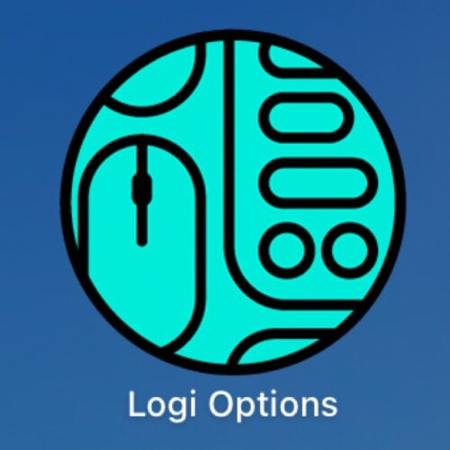 Logi Optionsのアイコンの画像