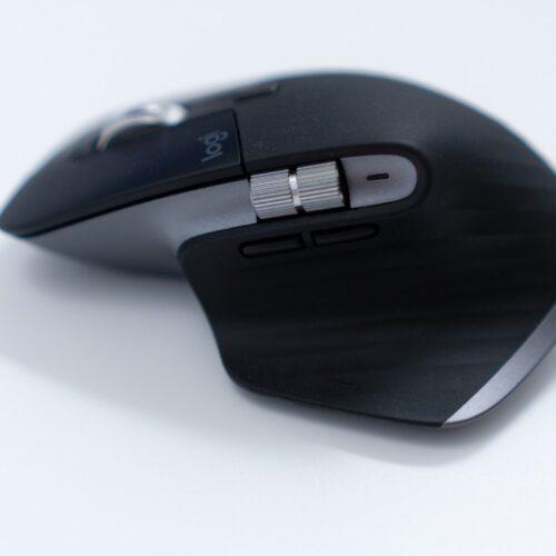 MX Master 3 for Macの進む戻るボタン